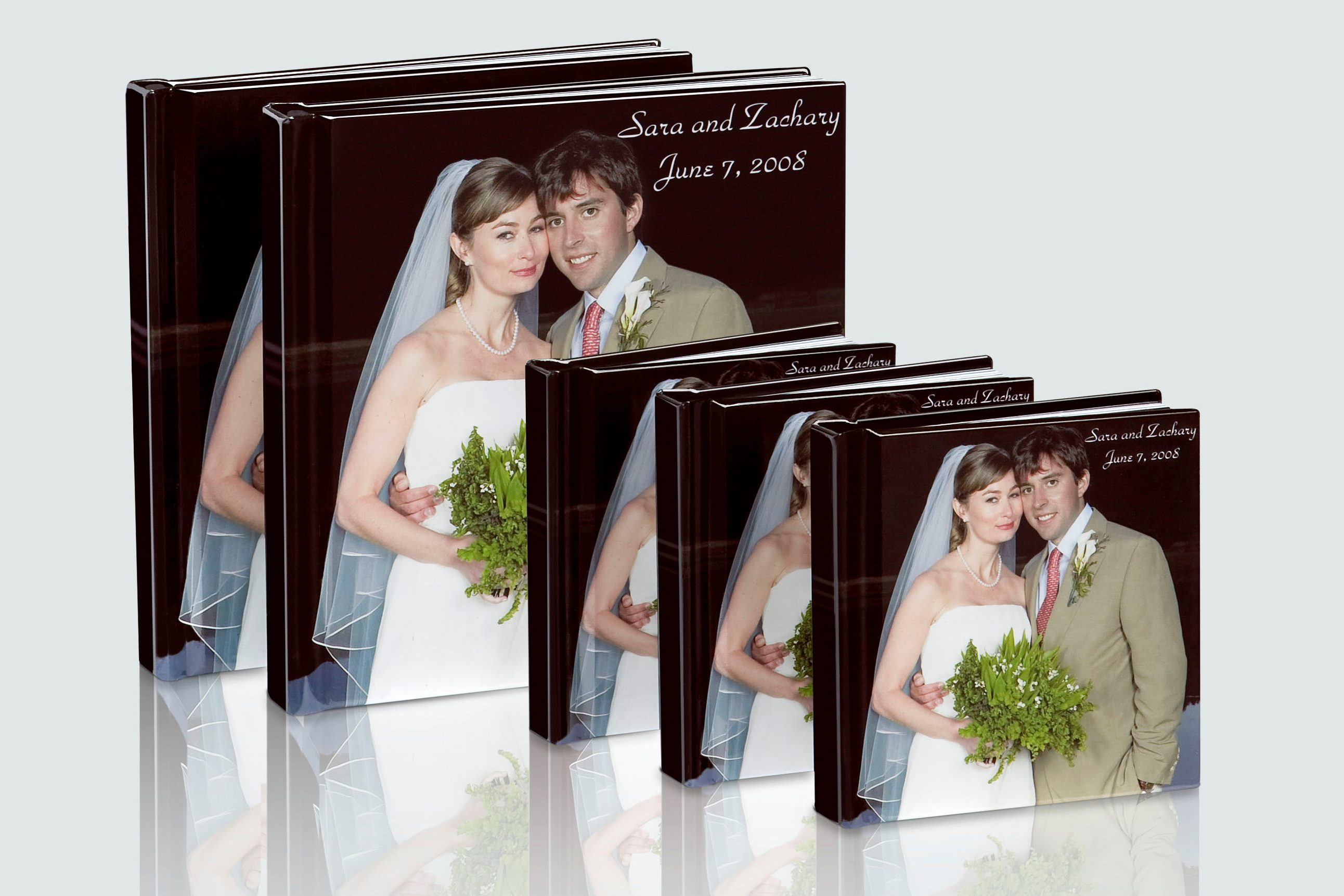 Mitzvah Albums - Professional Wedding Album
