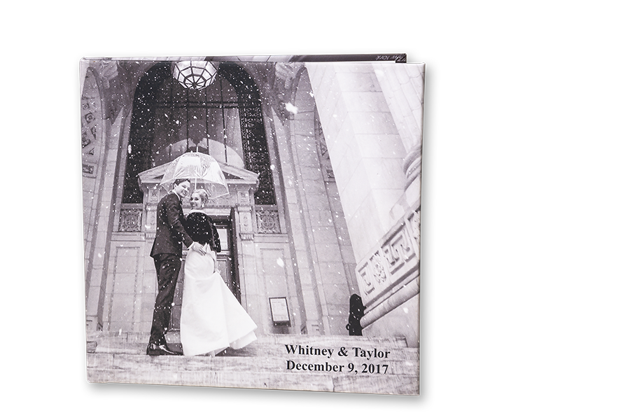 Album Cover - Professional Wedding Albums For Photographers