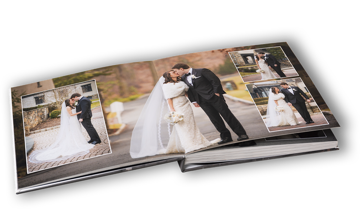 Leather Album - Professional Wedding Albums For Photographers