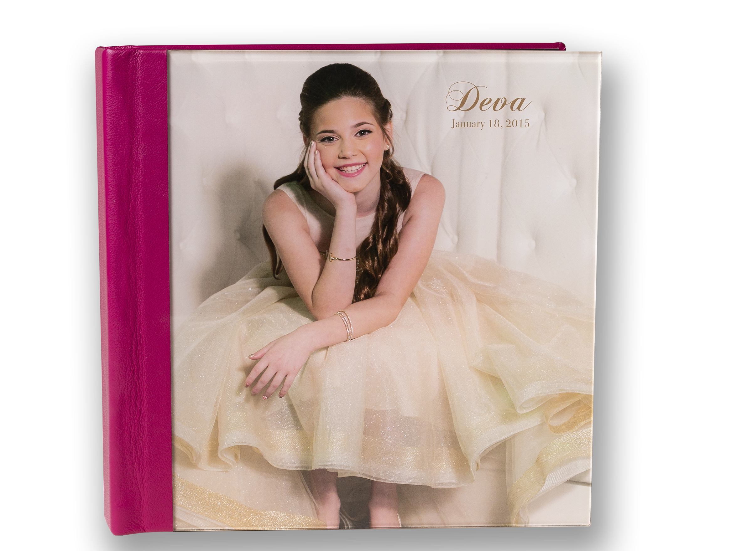 Leather Albums - Mitzvah Photography